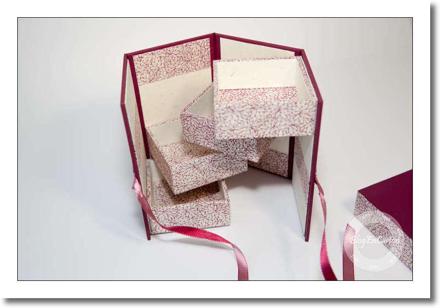 R alisation cartonnage bo te bijoux chelle blog en - Boite a bijoux en carton fabrication ...